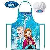 Paw Patrol Blaze Soy Luna Kinder Koch-Set Kochschürze und Kochmütze (Frozen 2 teilig)