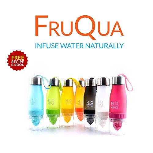 fruqua-fruits-infuser-bouteille-deau-en-7couleurs-vives-sans-bpa-650ml-pour-boire-avec-fruits-gratui