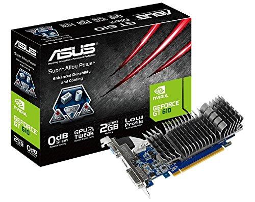 Asus GeForce GT 610, GT610-SL-2GD3-L