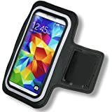 Black Protective Gym Running Cycling Jogging Sport Armband Case for BlackBerry Q10 & Z10 & Z30 & Z3 & Leap & Classic Smartphone