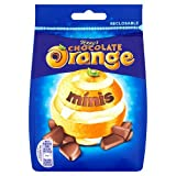 Chocolate Orange Minis Pouch 125g