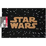 "Felpudo Star Wars ""Logotipo"""