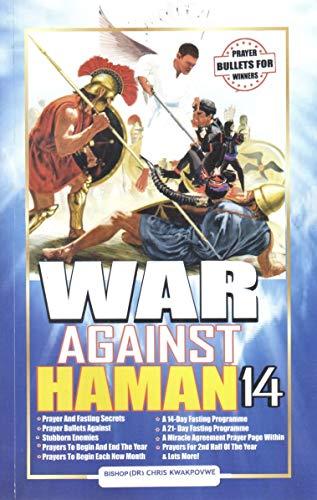 War Against Haman - 14: PRAYER BULLETS  FOR WINNERS (English Edition)