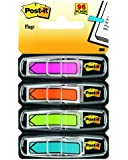 Post-it Index Arrows Repositionable W12xH43mm 4 Bright Colours Ref 684ARR4 [Pack of 96]