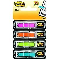 Post-It 684-ARR4 - Index flecha, 12 x 43.1, color