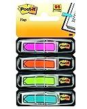 Post-it Marque-pages Fleches - Coloris Assortis - Lot de 4 x 24 Feuilles