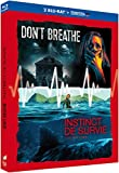 Don't Breathe + Instinct de survie [Blu-ray + Copie digitale]