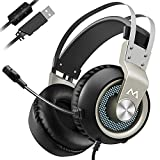 Best Gaming Headsets - Mpow EG3 Gaming Headset, 7.1 Surround Sound Gaming Review