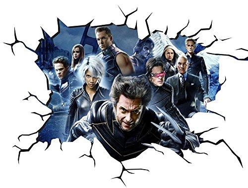 x-men-apokalypse-xmen-x-herren-wolverine-6-wall-crack-smash-wandtattoo-selbstklebende-poster-wall-ar