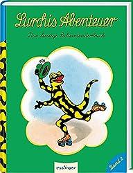 Das lustige Salamanderbuch (2) (Lurchis Abenteuer, Band 2)
