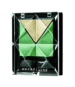 Duo Eye Studio Eyeshadow by Maybelline Green Gold 540 by Maybelline