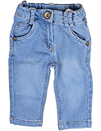 Little Kangaroos Baby Girls' Relaxed Jeans