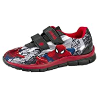 Marvel Spiderman Hi Top Trainers