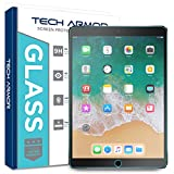 DESIGNED SPECIFICALLY FOR IPAD PRO 10.5 and IPAD AIR 3 (2019). WHY SHOULD YOU BUY TECHARMOR BALLISTIC GLASS SCREEN PROTECTORS . MAXIMIZE YOUR RESALE VALUE . DID YOU KNOW a broken iPad Pro screen is expensive to replace. For a fraction of the price ou...