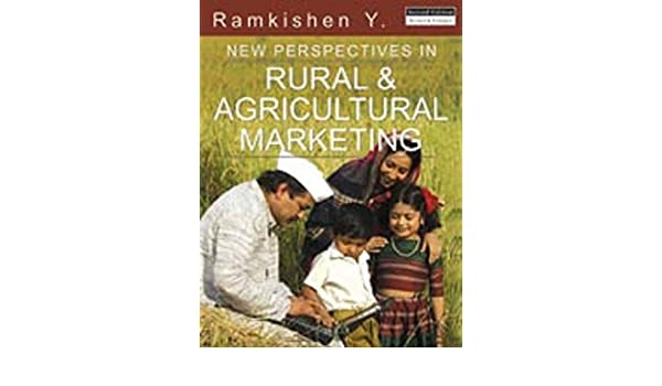 New Perspectives in Rural and Agricultural Marketing