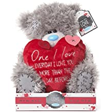 peluche ours me to you one i love 23 cm