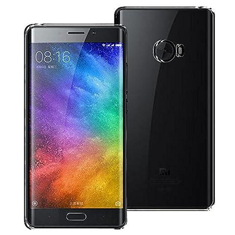 Coque De Protection Pour Xiaomi Mi Note 2 NEVEQ® Housse Etui De Protection Légère, Flexible Et Transparente En Caoutchouc Tpu De Qualité Supérieur