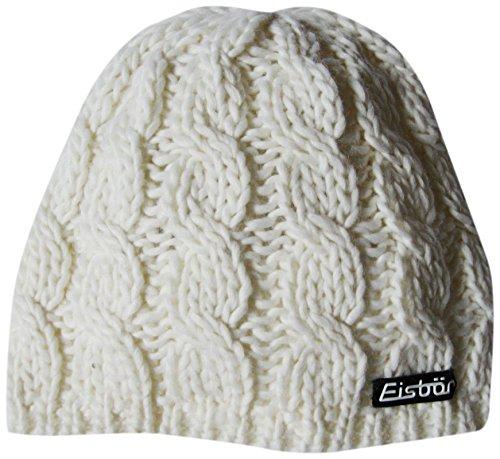 eisbar-anta-bonnet-pour-femme-taille-unique-blanc-blanc
