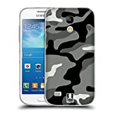 Head Case Designs Turno Di Notte Fantasia Militare Cover Morbida In Gel Per Samsung Galaxy S4 mini I9190