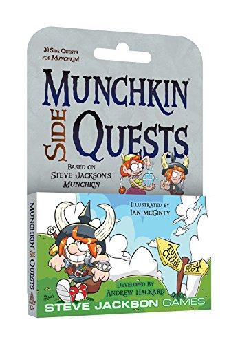 Steve Jackson Games sjg04264Munchkin Side quests