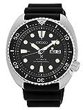 Seiko Herren-Armbanduhr Analog Automatik Plastik SRP777K1