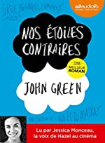 Nos étoiles contraires - Livre audio 1 CD MP3 de John Green
