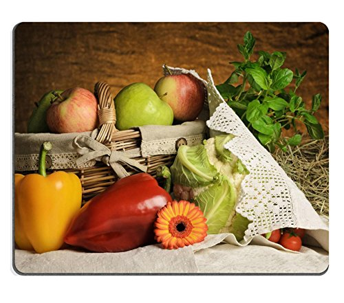 liili-mouse-pad-natural-rubber-mousepad-image-id-18204309-still-life-of-vegetables-and-fruits-harves