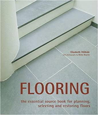 The Flooring Book produced by Ryland, Peters & Small Ltd - quick delivery from UK.