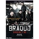 Braquo - Intégrale saison 1 et saison 2
