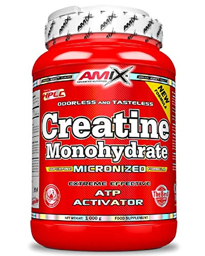 Creatine Monohydrate 1Kg - AMIX