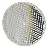 Espejo circular estandard para fotocelula polarizada de seguridad de puerta automatica de garaje