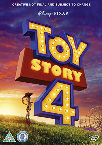 Toy Story 4 [DVD] [2019]