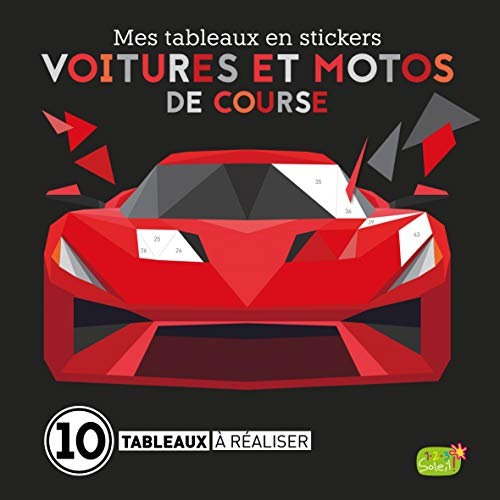 Mes tableaux en stickers - Voitures PDF Books