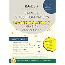 CBSE Sample Question Papers Class 10 Mathematics (Basic) for February 2020 Exam