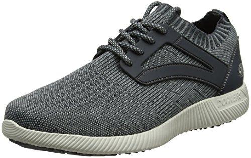 Dockers by Gerli Herren 42LI009-700200 Sneaker, (Grau 200), 42 EU