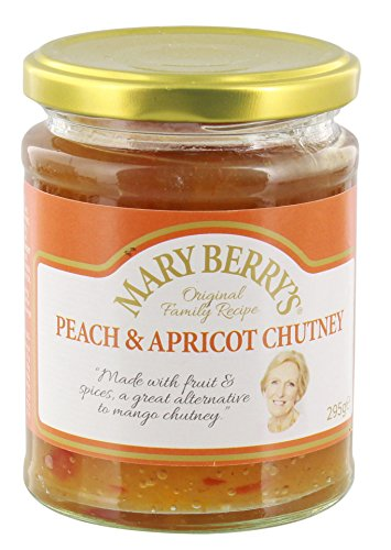 Mary Berry's - Peach & Apricot Chutney - 295 GR