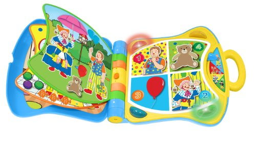 Image of Mr. Tumbles Interactive Play and Learn Book