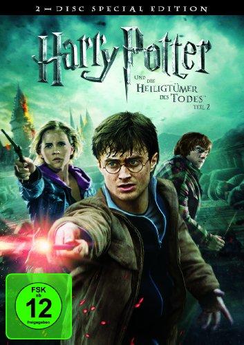 Bild von Harry Potter und die Heiligtümer des Todes (Teil 2) (Special Edition 2-Disc DVD)