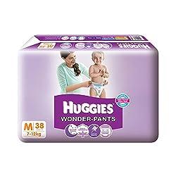 Huggies Wonder Pants Medium Size Diapers (38 Count)
