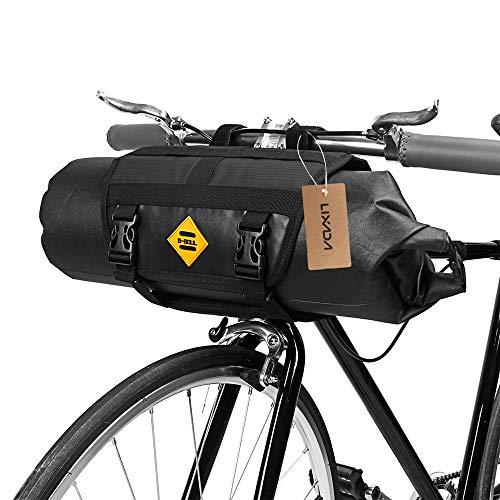 Lixada Bolsa Manillar Bicicleta Impermeable Bolsa