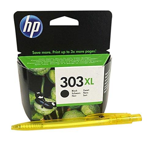 Druckerpatronen für HP Envy Photo 6220, 6230 Serie, 7130 Series, 7830 (XL Black) -