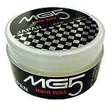 #7: Eeco's MG5 Hair Wax Japan Technique Plastic Box WT: 100ml