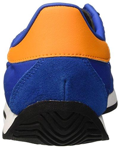 adidas Country Og, Entraînement de course homme Multicolore - Multicolore (Blue/Eqtora/Vinwht)