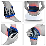 Best Knee Ice Packs - Gelpacksdirect - Reusable Hot/Cold Gel Pack - With Review
