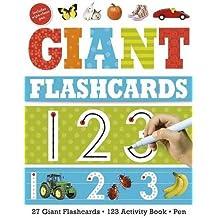 Giant Flashcards 122 (Learning Range)