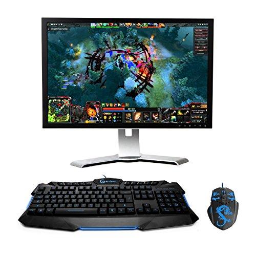 Gaming Tastatur und Maus Set (nicht mechanisch) - 2