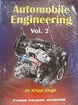 Automobile Engineering Vol. 2 [Jan 01, 2014] SINGH ...