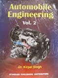 Automobile Engineering Vol. 2