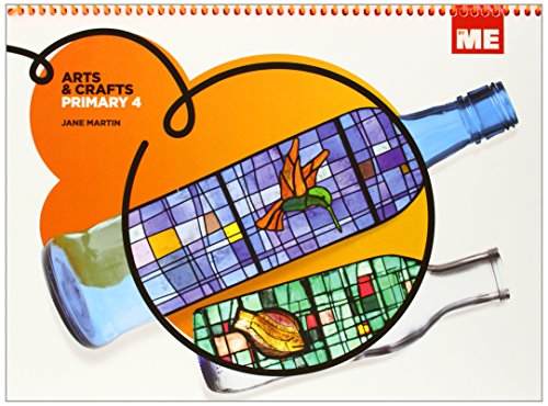 Arts & Crafts Primary 4 (ByMe) - 9788415867036 por Jane Martin