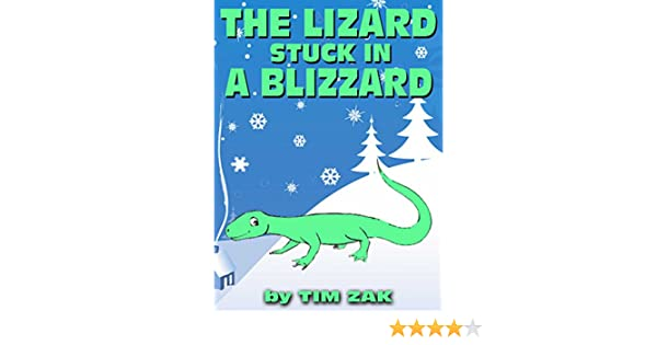The Lizard in a Blizzard